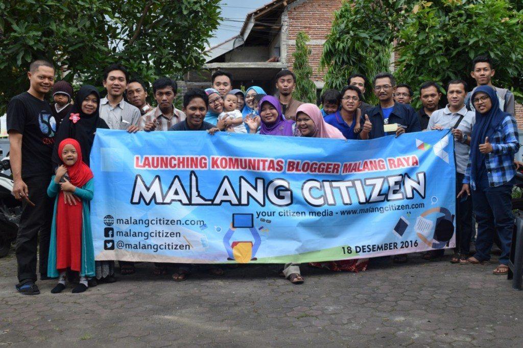 Launching Malang Citizen