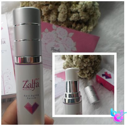 Zalfa Miracle Anti Aging Serum