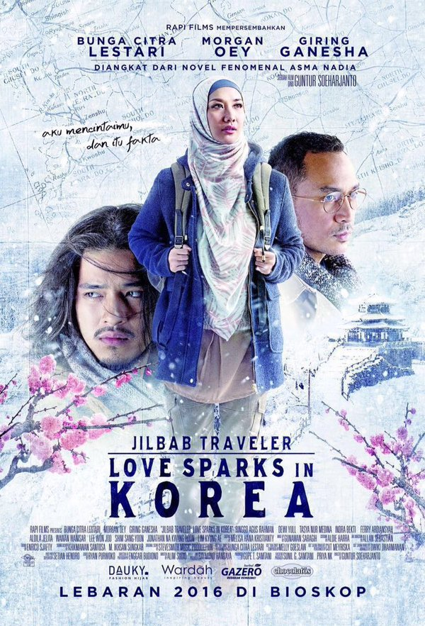 Review Film Jilbab Traveller