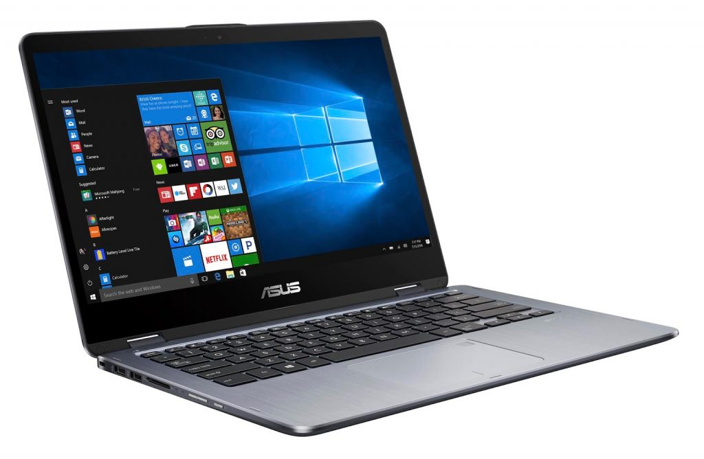 ASUS Laptopku, VivoBook Flip TP410 Pilihanku
