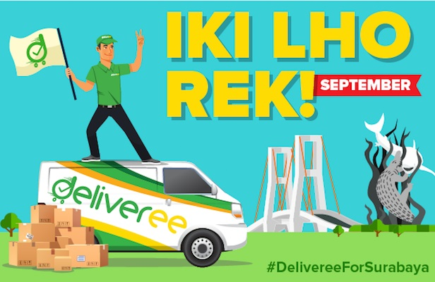 Deliveree Solusi Pintar Logistik