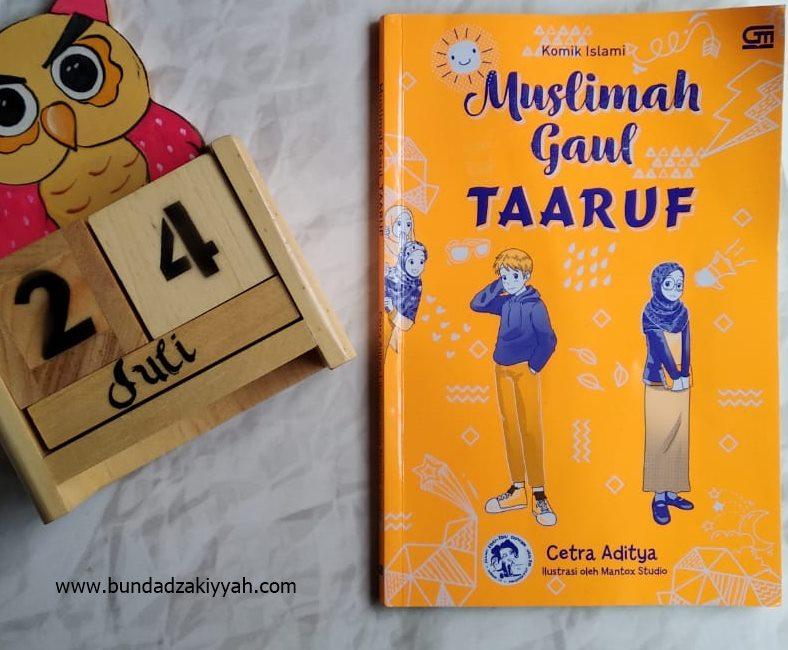 review-komik-islami-muslimah-gaul-taaruf