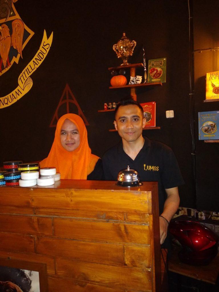 Lumos Cafe and Barbershop