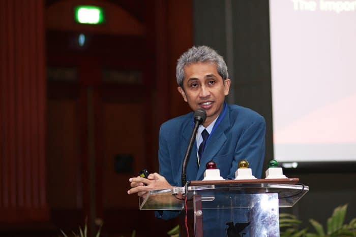 Presiden PB PERSADIA Terpilih periode 2020 - 2022 Dr. dr. Sony Wibisono, Sp.PD-KEMD, FINASIM