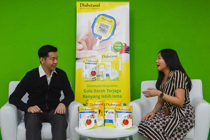 Seperti yang disampaikan oleh Director of Special Needs & Healthy Lifestyle Nutrition KALBE Nutritionals Tunghadi Indra