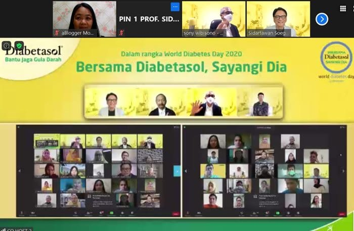 webinar world diabetes day 2020