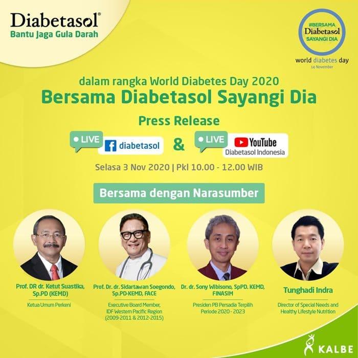 hari peringatan diabetes
