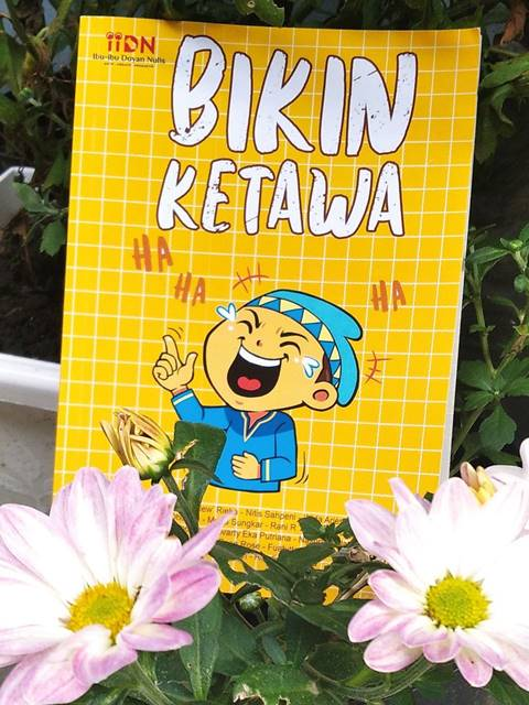 buku humor bikin ketawa lucu
