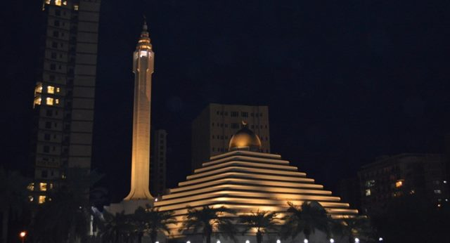 piramyd mosque